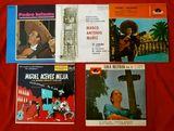 MEXICO (5 EPs. vinilo años 60) MEJICO - foto