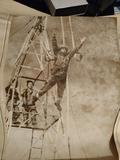 Brigada paracaidista foto antigua - foto