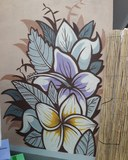 Graffiti mural decoraciÓn tenerife canar - foto