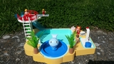 Piscina de ballena playmobil - foto
