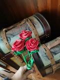 Rosas de GomaEva para día de las madres - foto