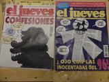 Vendo dos revistas el jueves - foto