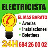 Electricista Barato MADRID - 24h - foto