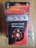 4 ventiladores 80mm y 90mm con regulador - foto