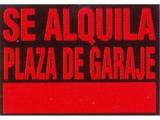 ALQUILER PLAZA DE GARAJE,  CARRIÓN CONDES - foto