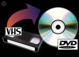 sus vhs a dvd - foto