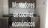 Montador de muebles de cocina económico - foto