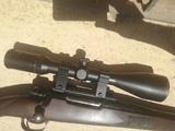 RIFLE MAUSER M98,    CAL. 30/06 - foto