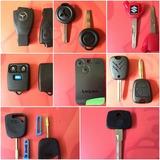 Duplicado de llave  de coche con chip - foto