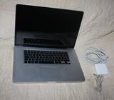 macbook pro 17 pulgadas no funciona - foto