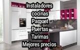 Montadores de muebles de cocina, manitas - foto