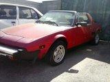 FIAT - X1/9 BERTONE TARGA - foto