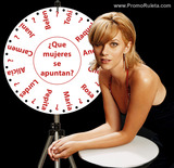 - gana  / sorteos con tu ruleta soÑada. - foto