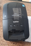 Impresora de etiquetas Brother - foto