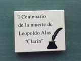 Centenario leopoldo alas clarÍn plata - foto