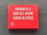 Centenario canovas del castillo 1997 - foto