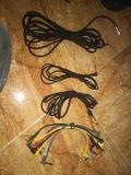 Lote de Cables jack 6,35 - foto