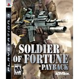 Juego Ps3 Soldier of fortune - foto
