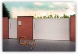 Puertas Aluminio Soldado - foto