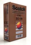 Cinta Scotch VHS- C para videocámara - foto