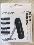 Auricular Mono Wireless - foto