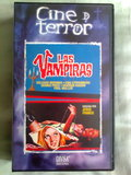vhs las vampiras - foto