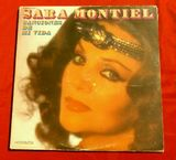 SARA MONTIEL (LP 1982) con Autografo - foto