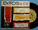 EXITOS (EP ed. argentina) LOS JUVENILES - foto