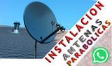 Instalo antenas sat-parabolicas - foto