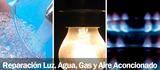 Reparaciones de Luz, Agua, Gas y Aire - foto