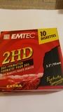 Diskettes  2HF (EMTEC) - foto