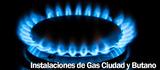 Instal·lacions de Gas Ciutat i Butà. - foto