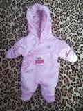 Baby born pelele buzo rosa - foto