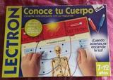 Juego Electron Conoce tu cuerpo. - foto