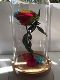 Rosa eterna día de la madre - foto