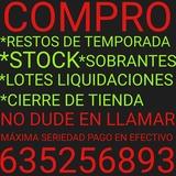 TIENE? STOCK RESTOS LEA - foto