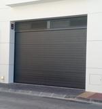 Puertas seccionales, garaje, automaticas - foto