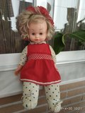 Muñeca Alida de famosa. Antigua - foto