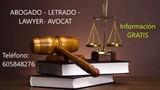 Abogado - letrado - lawyer- avocat - foto