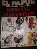 Colección de revistas El Papus - foto