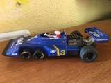 Tyrrell p-34 de altaya - foto