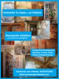 decoración artística interior exterior - foto