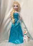 Frozen elsa muñeca grande original - foto