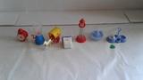 juguetes plastico - foto