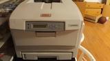 Impresora láser color OKI C5600 - foto