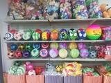 juguetes para Cabalgatas de reyes - foto