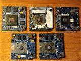 4 tarjetas graficas portatil-leer - foto