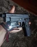 Pistola SigSauer P226 co2 4,5mm fullmtal - foto