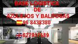 BASE LOGISTICA DE AZULEJOS R: GH·898 - foto