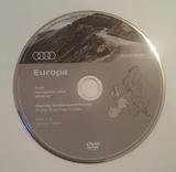 AUDI 2019 DVD RNS-E MAPAS EUROPA NUEVO - foto